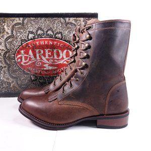 Laredo Sara Rose Western Boots 52062 Tan